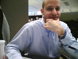 Nicholas A Orlando at the Office